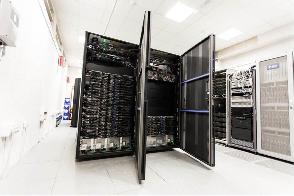 Superpočítač - Národné kompetenčné centrum